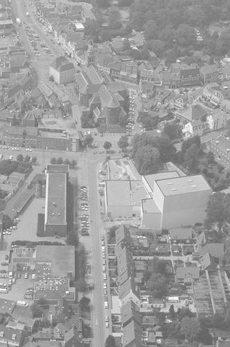 Luchtfoto De Kring 1986