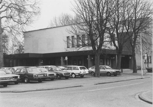 De Kring in 1984